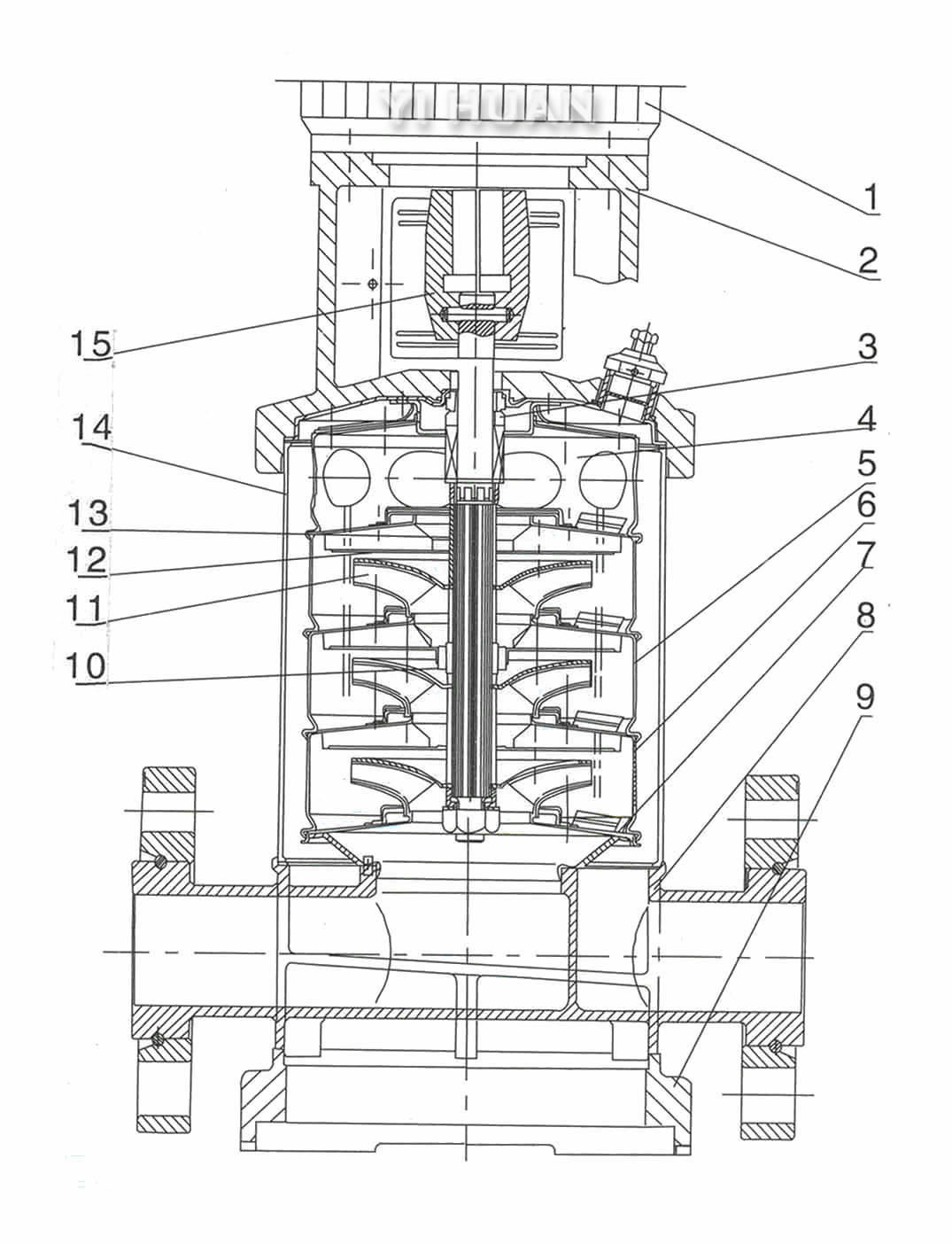 Vertical Multi Stage Centrifugal Pump Diagram Trusted Wiring Diagrams Of Enthusiast U2022 Split Case